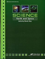 Science: Earth and Space - Activity Key