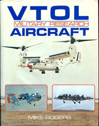 VTOL Military Research Aircraft