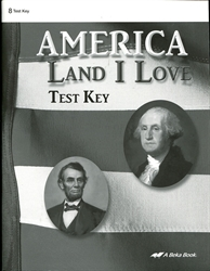 America: Land I Love - Test Key