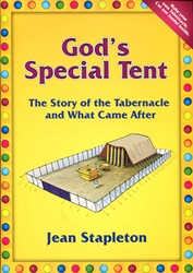 God's Special Tent - Exodus Books