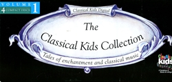 Classical Kids Collection Volume 1 - Audio CDs