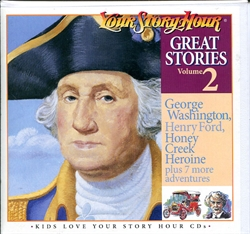 Your Story Hour: Great Stories Volume 2 - CD