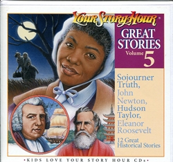Your Story Hour: Great Stories Volume 5 - CD