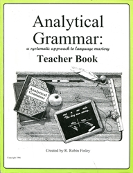 teaching the essay from analytical grammar