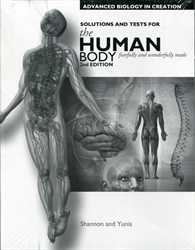 Human Body - Solutions and Tests