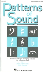 Patterns of Sound Volume 1 - Student Book