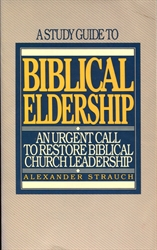 Biblical Eldership - Study Guide