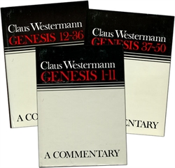 Genesis: A Commentary - 3 Volumes