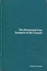 Horizontal Line Synopsis of the Gospels