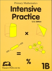 Primary Mathematics 1B - Intensive Practice