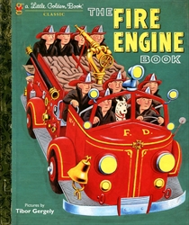 Fire Engine Book