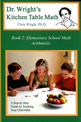 Dr. Wright's Kitchen Table Math Book 2