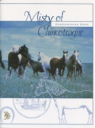 Misty of Chincoteague - Comprehension Guide
