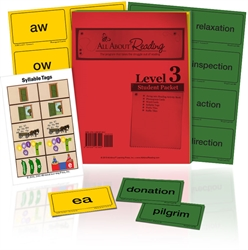All About Reading Level 3 - Student Materials