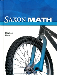Saxon Math Intermediate 3 - Student Text