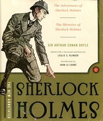 New Annotated Sherlock Holmes Volume 1