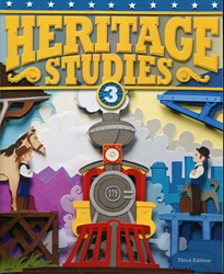 Heritage Studies 3 - Student Textbook