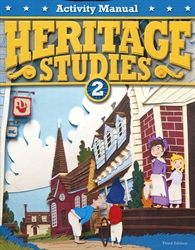 Heritage Studies 2 - Student Activity Manual