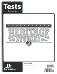 Heritage Studies 2 - Tests