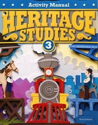 Heritage Studies 3 - Student Activity Manual