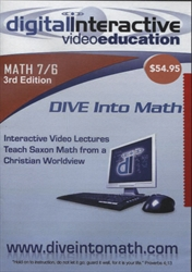 DIVE 7/6 CD-ROMs (Third Edition)