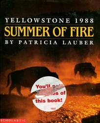 Yellowstone 1988: Summer of Fire