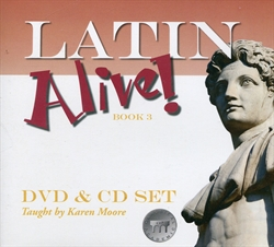 Latin Alive! Book 3 - DVD Set