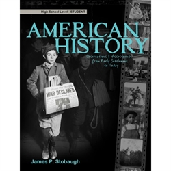 American History - Student Edition