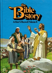 Bible Story - Volume 8