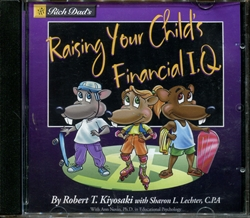Rich Dad's Raising Your Child's Financial I.Q. - Audio CD