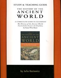 History of the Ancient World - Study & Teaching Guide