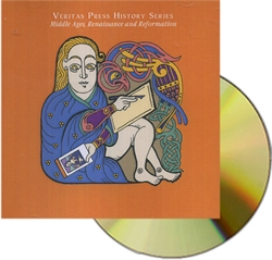 Middle Ages, Renaissance and Reformation - Enhanced Compact Disc