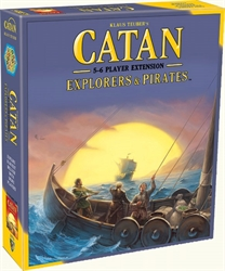 Catan: Explorers & Pirates - 5-6 Player Expansion