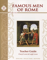 Famous Men of Rome - Teacher Guide