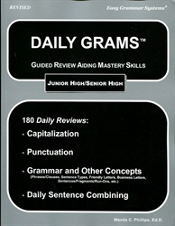 Daily Grams Junior High/Senior High