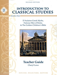 Introduction to Classical Studies - Teacher Guide