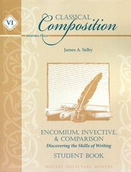 Classical Composition Book VI - Student Guide