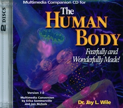 Human Body - Companion CD (old)