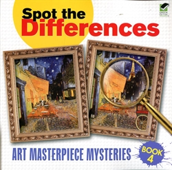 Spot the Differences Book 4