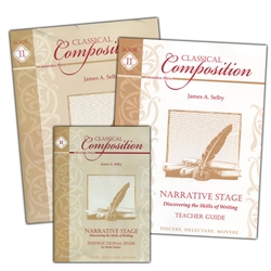 Classical Composition Book II - Set