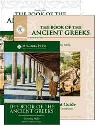Book of the Ancient Greeks - MP Curriculum Package