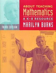 About Teaching Mathematics: A K-8 Resource