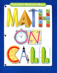 Math On Call - Teacher's Resource Book
