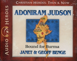 Adoniram Judson - Audio Book