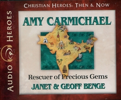 Amy Carmichael - Audio Book