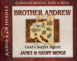 Brother Andrew - Audio Book