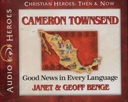 Cameron Townsend - Audio Book