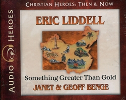 Eric Liddell - Audio Book
