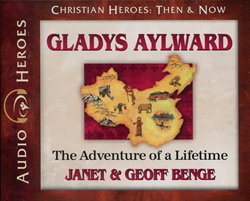Gladys Aylward - Audio Book