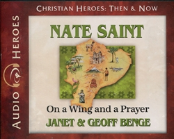 Nate Saint - Audio Book